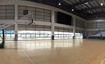 上海五星體育_校內環境展示