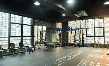 上海五星體育_訓練館