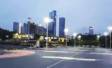 上海五星體育_訓練場