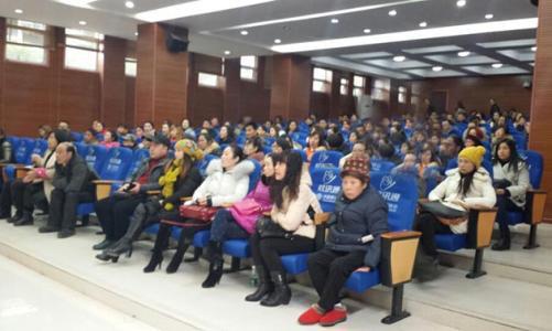重慶歐橋國際學院_會議室環境
