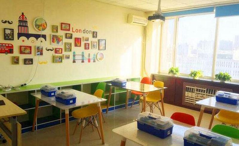 广州乐博乐博少儿编程_上课教室环境