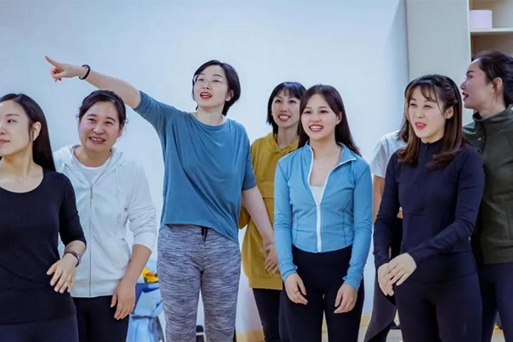 北京亞洲TB瑜伽學院_學校學生