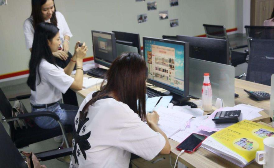 上海秀財會計教育_課堂學習氛圍