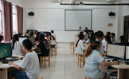 上海秀財會計教育_教室學習氛圍
