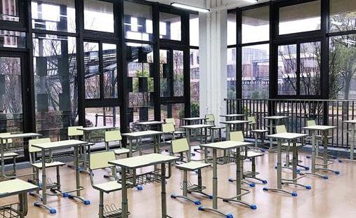 上海學誠國際教育_教室環境