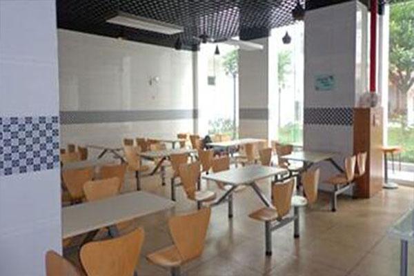 北京達內教育_學校餐廳