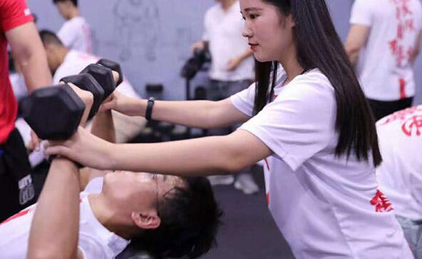 上海567Go健身教練培訓_老師手把手教學