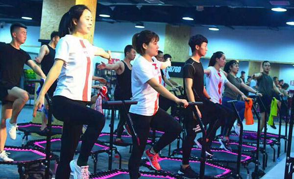 上海567Go健身教練培訓_老師授課