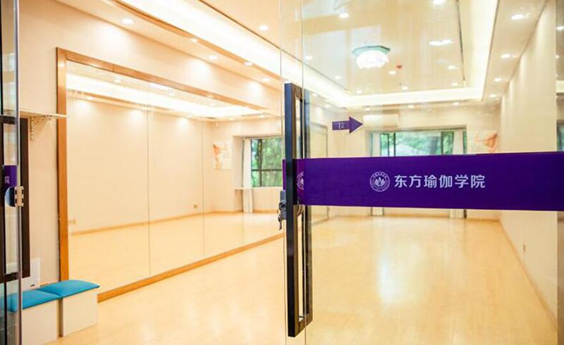 廣州東方瑜伽_教室外觀環境