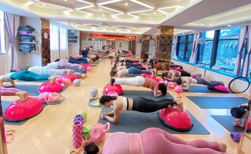 廣州東方瑜伽_維密瘦身課程