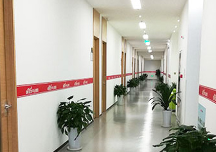 校區教學大廳環境