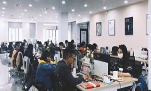 北京課小美_學習氛圍