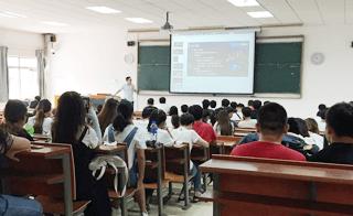 天津職坐標教育_教室環境