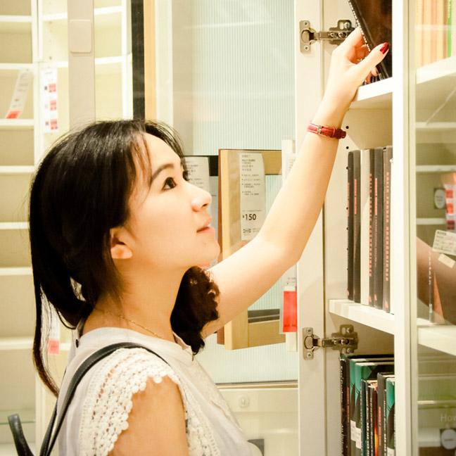 重慶川外培訓特約主講老師戴麗莎