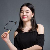 重慶國際藝術作品集教育特約主講老師Meg Wong
