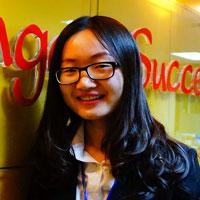 英語教師-肖青敏