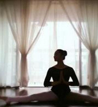 Jissie小潔-廣州東方瑜伽